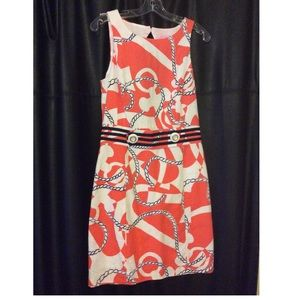 New~ Lilly Pulitzer Dress Size 6